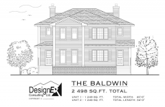BALDWIN - ELEVATION