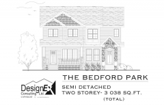 BEDFORD PARK - ELEVATION