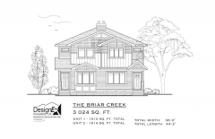 BRIAR CREEK - ELEVATION