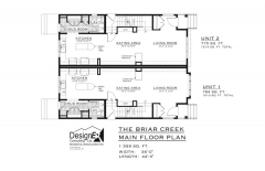 BRIAR CREEK - MAIN FLOOR