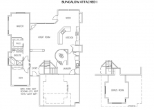 Bungalow Attached I