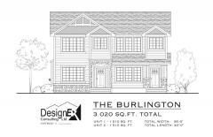 BURLINGTON - ELEVATION