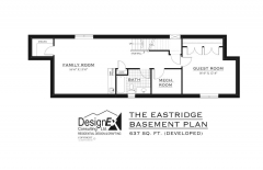 EASTRIDGE - BASEMENT