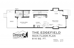 EDGEFIELD - MAIN FLOOR