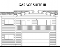 a garage apartment elevation