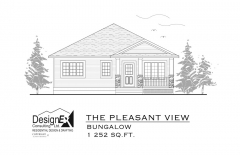 PLEASANT VIEW - ELEVATION