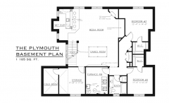PLYMOUTH - BASEMENT