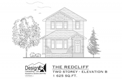 REDCLIFF - ELEVATION B