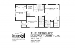 REDCLIFF - SECOND FLOOR