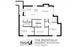 RICHFIELD - BASEMENT