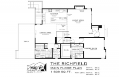 RICHFIELD - MAIN FLOOR