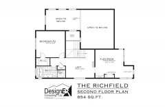 RICHFIELD - SECOND FLOOR