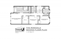 ROSEDALE - SECOND FLOOR