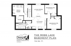 ROSS LAKE - BASEMENT