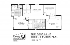 ROSS LAKE - SECOND FLOOR