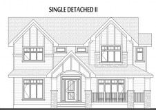 Single Detached II Elevation