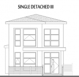 Single Detached III Elevation