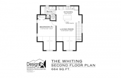 WHITING - SECOND FLOOR