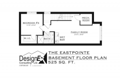 EASTPOINTE - BASEMENT