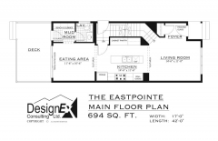 EASTPOINTE - MAIN FLOOR
