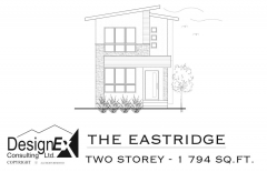 EASTRIDGE - ELEVATION