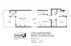 EASTRIDGE - MAIN FLOOR