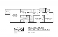 EASTRIDGE - SECOND FLOOR