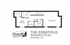 EDGEFIELD - BASEMENT