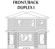Front to back duplex 1