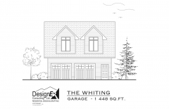 WHITING - ELEVATION